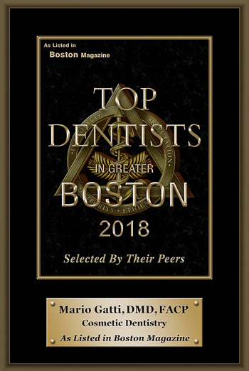 Top Dentist awar