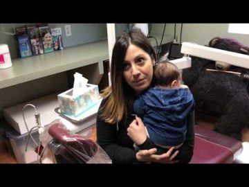 Patient testimonial (Infant frenotomy)